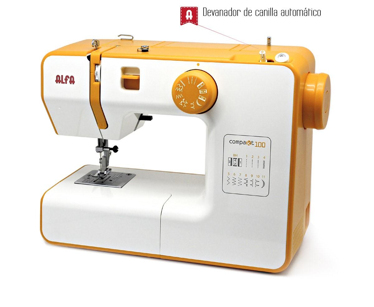 Máquina de coser Compakt 100 | JAYPE MENORCA